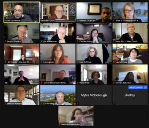 zoom meeting faces